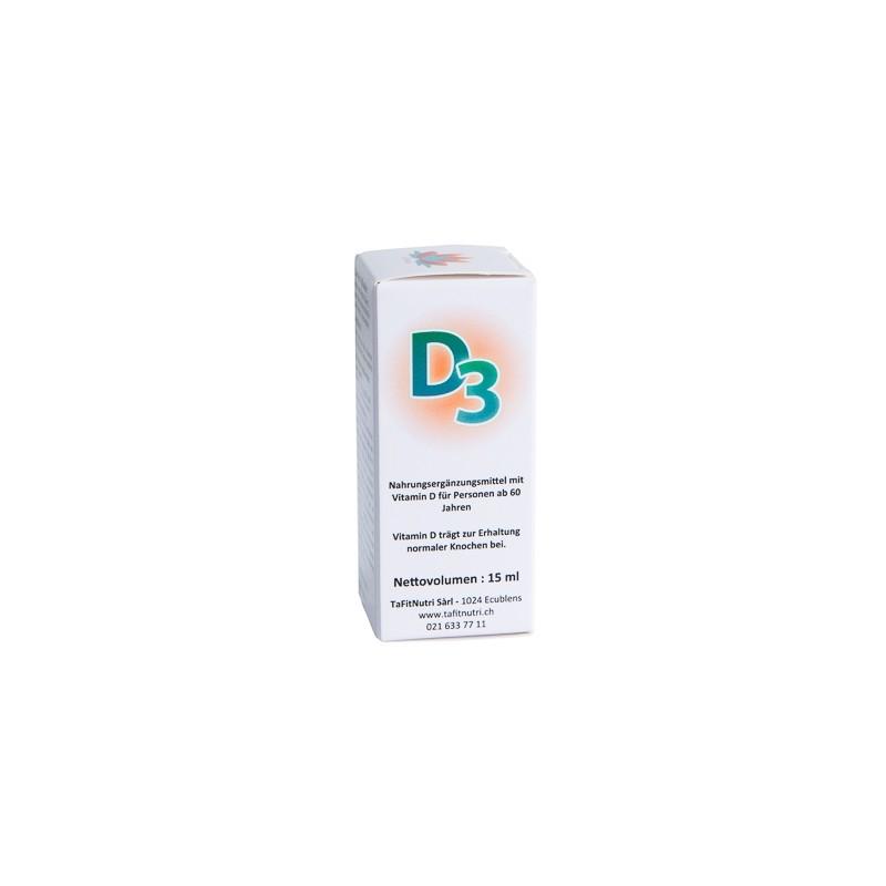 Vitamine D3 800UI